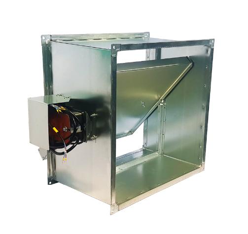 Клапан ПДВ-1М-ДУ 120 мин.